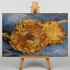 Big Box Art Leinwandbild Sunflowers Still Life, Kunstdruck von Vincent Van Gogh