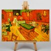 Big Box Art The Night Cafe by Vincent Van Gogh Art Print on Canvas