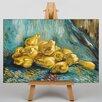 """Big Box Art Leinwandbild """"Birnen"""" von Vincent Van Gogh, Kunstdruck"""