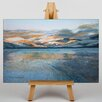 Big Box Art View from Birchwood Hil by Joseph Mallord William Turner Art Print on Canvas