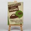 Big Box Art Safeguard Your Home Vintage Advertisement on Canvas