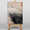 """Big Box Art Poster """"Oriental Japanese"""" von Ogata Gekko, Kunstdruck"""