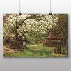 Big Box Art Poster Landscape No.7, Kunstdruck von Alfred Sisley