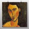 Big Box Art 'Imagens de Uma Vida' by Amedeo Modigliani Art Print