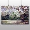 """Big Box Art Poster """"Schöner Blütenbaum"""", Fotodruck"""
