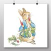 Big Box Art 'Peter Rabbit No.2' by Beatrix Potter Art Print