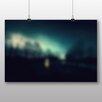 Big Box Art Poster Blurred dark Scene No.2, Fotodruck