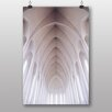 Big Box Art 'Church Ceiling' Photographic Print