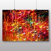 Big Box Art 'Bright Lights Abstract' Graphic Art