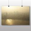 Big Box Art Poster City Skyline, Fotodruck