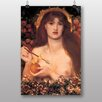 "Big Box Art ""Venus Verticordia No.2"" by Dante Gabriel Rossetti Art Print"
