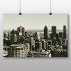 Big Box Art 'Canada City Montreal' Photographic Print