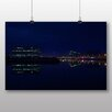 Big Box Art 'Dublin City at Night' Photographic Print