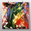 Big Box Art 'Voegel' by Franz Marc Art Print