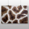Big Box Art 'Giraffe Fur' Graphic Art