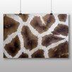 """Big Box Art """"Giraffe Fur"""", Grafikdruck"""