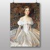 """Big Box Art Poster """"Elizabeth Witts"""" von Frank Cowper Cadogan, Kunstdruck"""