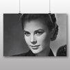 Big Box Art Grace Kelly Photographic Print