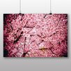 Big Box Art Poster Japanese Cherry Blossom Tree Pink No.1, Fotodruck