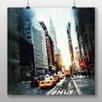 Big Box Art Jeffery Turner Times Sq New York Photographic Print