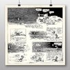 Big Box Art 'Krazy Kat Comic Strip No.2' by George Herriman Graphic Art