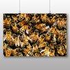 Big Box Art Honey Bee Photographic Print