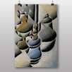 "Big Box Art Poster ""Still Life No. 4"" von Juan Gris, Kunstdruck"