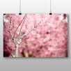 Big Box Art 'Japanese Cherry Blossom Tree Pink No.4' Photographic Print