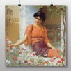 Big Box Art 'Summer Flowers' by John William Godward Art Print