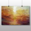 Big Box Art 'Sun' by Joseph Mallord William Turner Art Print