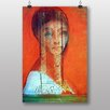 "Big Box Art ""Veiled Woman"" by Odilon Redon Art Print"