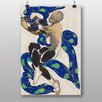 "Big Box Art ""Apre Midi"" by Leon Bakst Art Print"