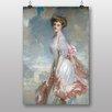 "Big Box Art ""Portrait of a Lady"" by John Singer Sargent Art Print"