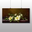 Big Box Art 'Cherokee Roses' by Martin Johnson Heade Art Print