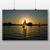 Big Box Art 'Sailboats on the Lake' Photographic Print