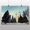 Big Box Art 'Quebec Church' Photographic Print
