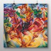 Big Box Art 'Elasticity' by Umberto Boccioni Art Print