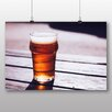 Big Box Art 'Pint of Beer Pub' Photographic Print