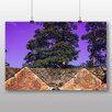Big Box Art 'Trees Overr the Farmhouse' Photographic Print