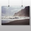 Big Box Art 'Sandy Beach Scene No.1' Photographic Print