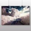 Big Box Art 'Woodland Filter' Photographic Print