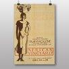 Big Box Art African Vineyard Vintage Advertisement