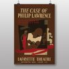 Big Box Art The Case of Philip Lawrence Vintage Advertisement
