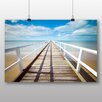 Big Box Art 'Walkway to the Ocean' Photographic Print