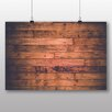 Big Box Art 'Wooden Flooring' Photographic Print