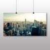 Big Box Art Poster New York City Panoramic, Fotodruck