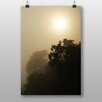 Big Box Art Poster Sunlight and Trees, Fotodruck