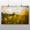 Big Box Art 'Summer Meadow Field No.8' Art Print