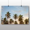 Big Box Art Palm Trees Photographic Print