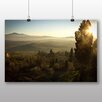 Big Box Art Tuscany Landscape Photographic Print